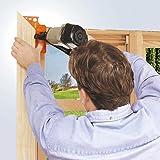 Bench Dog 10-016 Trim-Loc Casement Trim Installation Tool (Color: Orange)