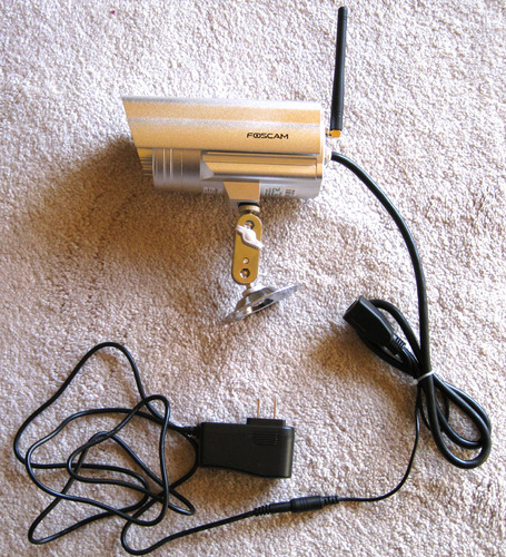 Amazoncom Customer Reviews Foscam Fi8905w Outdoor Wireless