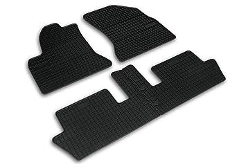 tapis de de sol premium sur mesure caoutchouc voiture pour citroen c4 picasso. Black Bedroom Furniture Sets. Home Design Ideas