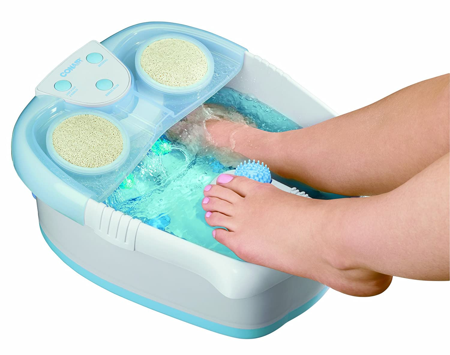 Conair Massaging Foot Spa CHECK PRICE ON AMAZON