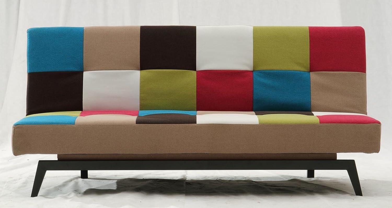 Schlafsofa Bettsofa Bettcouch Schlafcouch Sofa Couch Bett Kindersofa Multicolour günstig kaufen