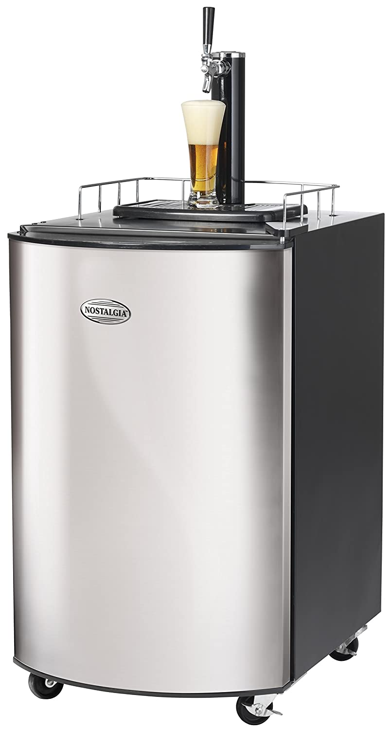 Nostalgia KRS2150 Kegerator Via Amazon