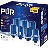 3- Stage Faucet Mount Filters 7 Pack. With Max- Ion Filter Technology