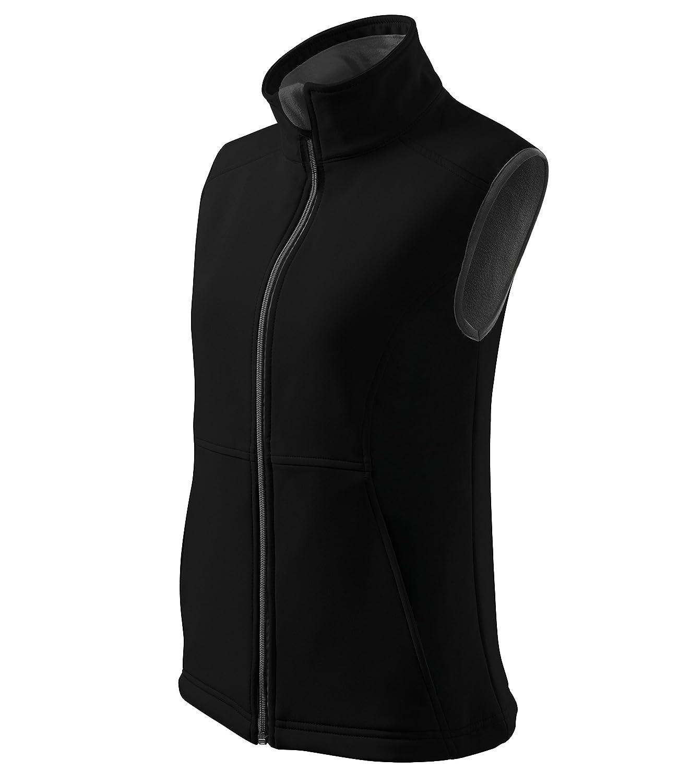 MIHEROS Sportwesten & Freizeitwesten – atmungaktiver Softshell Bodywarmer für Damen, weiblich tailliert geschnitten günstig