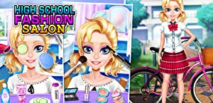 High School Fashion Salon - Girls Game & Prom Party from 6677g ltd
