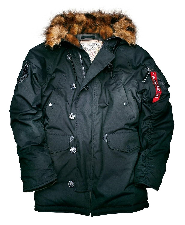Alpha Industries Explorer Jacket Herren Parka 30200 günstig bestellen