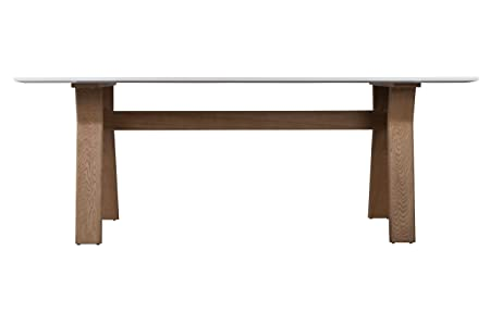 Zuiver 2100048 High on Wood Table 200 x 90 x 76 cm