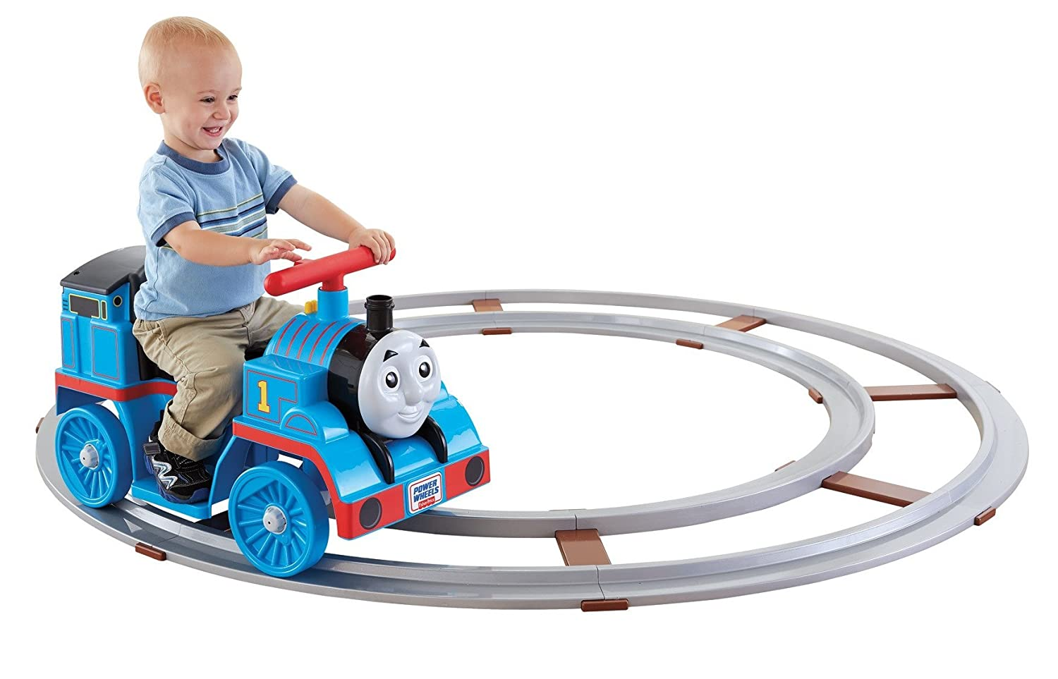 Fisher-Price Power Wheels Thomas & Friends Thomas with Track