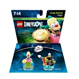 LEGO Dimensions Krusty Fun Pack The Simpsons 71227