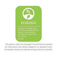 GOJO 5715-06 7.5 Oz. Green Certified Foam Hand Cleaner (Case of 6)