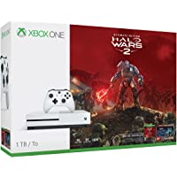 Xbox One S 1TB Halo Wars 2 Console Halo Wars 2 Bundle