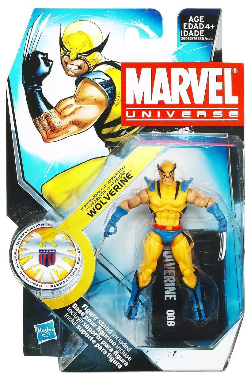 Marvel Universe 3 3/4″ Actionfigur 1st Appearance Wolverine günstig bestellen