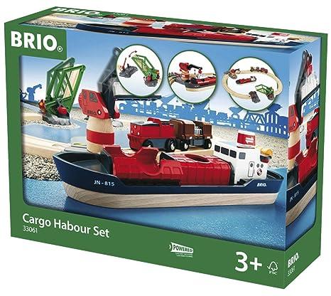 BRIO World - 33061 - CIRCUIT D'ACTIVITES PORTUAIRES