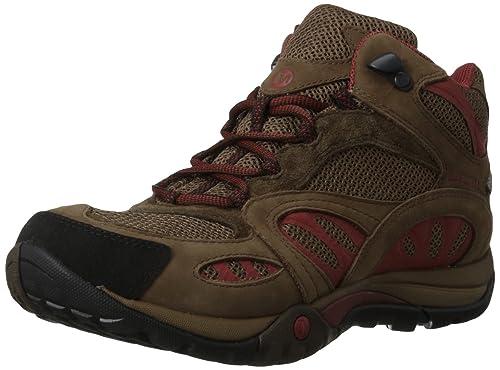 Womens Wide Waterproof Hiking Boots 52