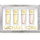 Michael Kors Collection Coffret 4 Piece Eau de Parfum Miniature Set: 2 Bottles Sexy Amber + 2 Bottles Glam Jasmine