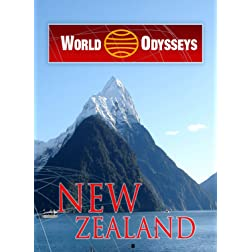 World Odyssey's New Zealand