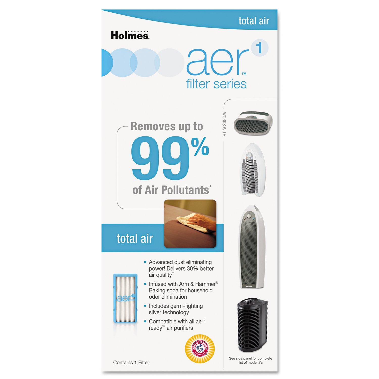 Holmes AER1 HEPA Type Total Air Filter, HAPF30AT4-U4R