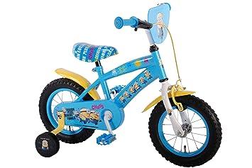 """Volare Minions 12"""" vélo des enfants"""