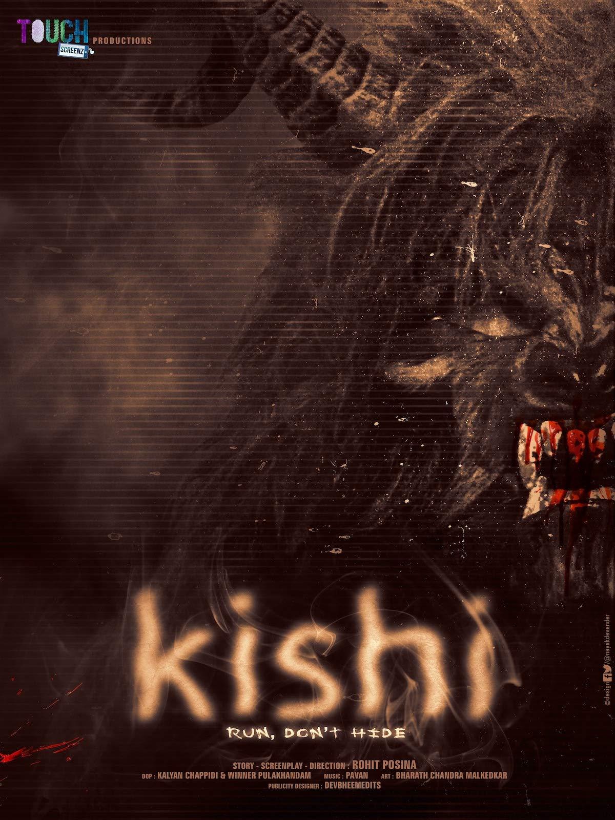 Kishi - Run Don't Hide