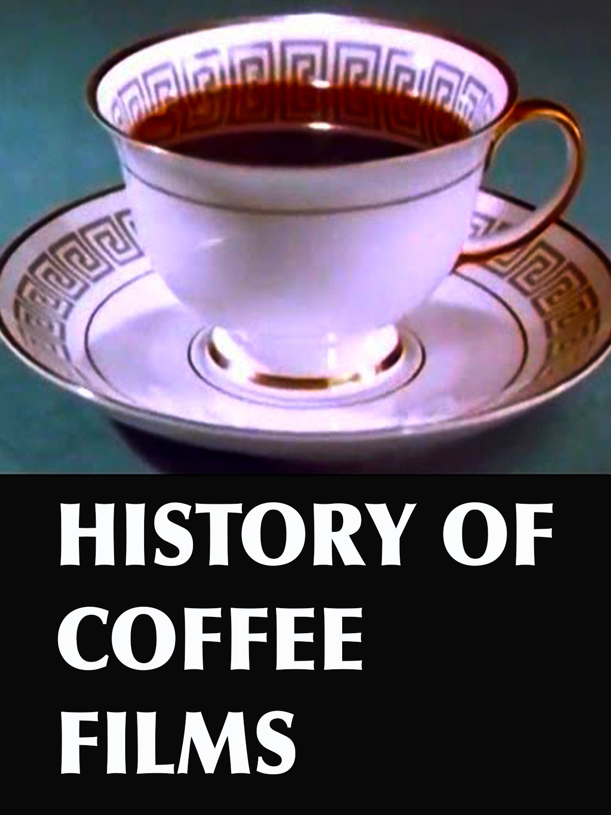 History of Coffee Films on Amazon Prime Instant Video UK