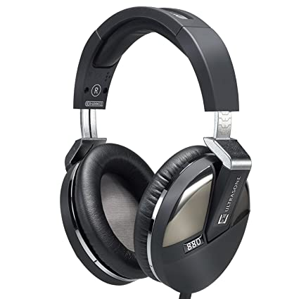 Ultrasone Performance 880 casque noir