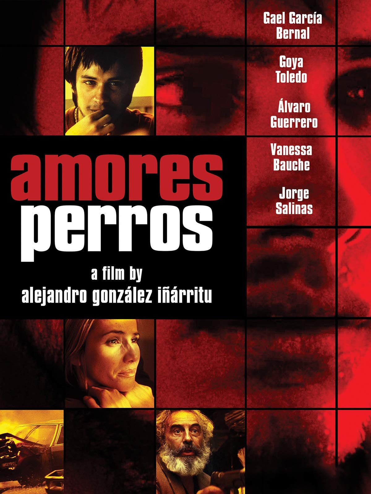 Amores Perros on Amazon Prime Video UK
