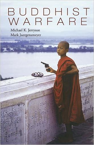 Buddhist Warfare written by Michael Jerryson