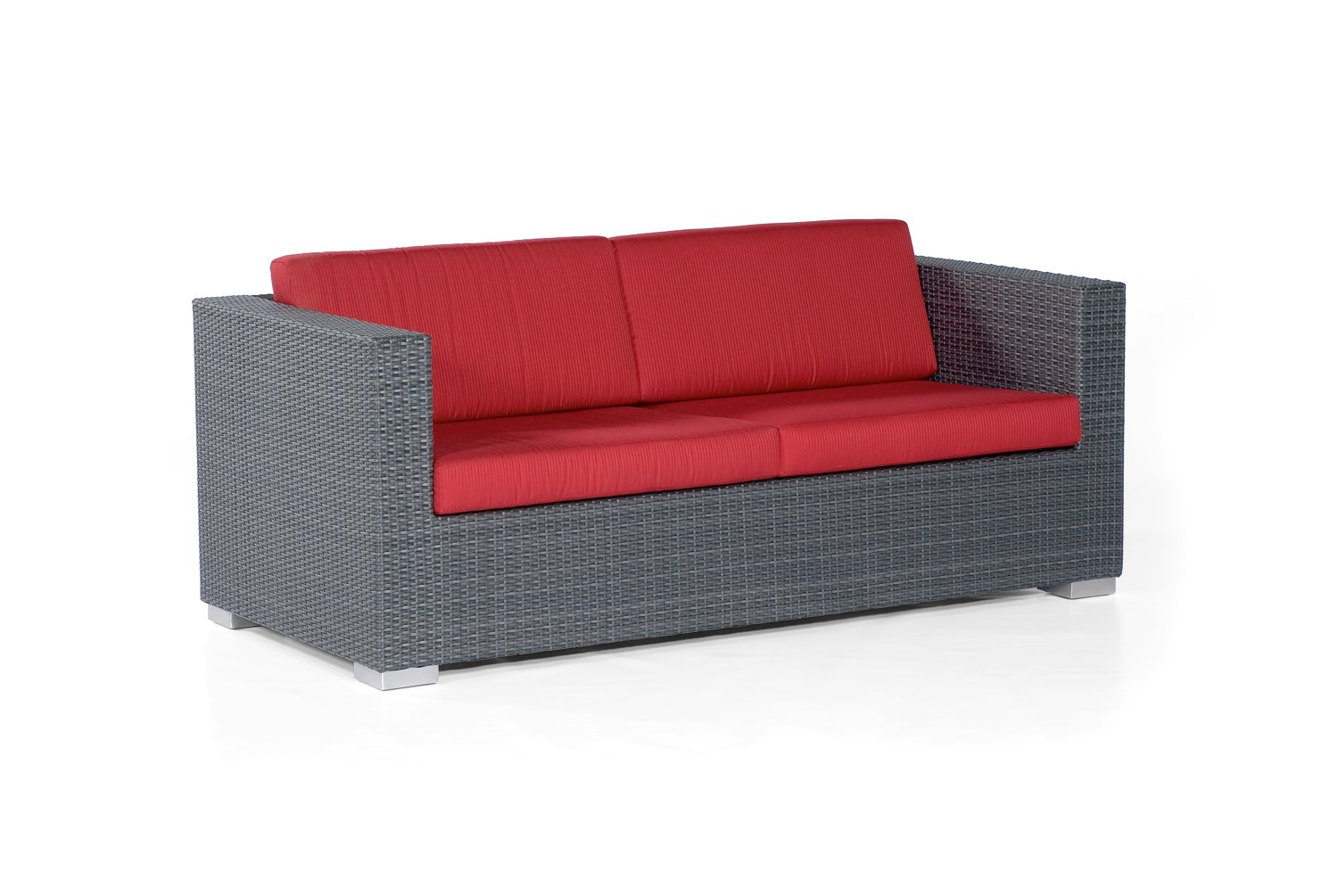Lounge 2-Sitzer Sofa Residence cappuccino