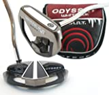 Odyssey White Ice Dart Putter (Men's, Right-Handed, 35, Steel Shaft)