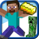 Steve's Hunt for Majestic Budder with Minecraft Skin Exporter (PC Edition)