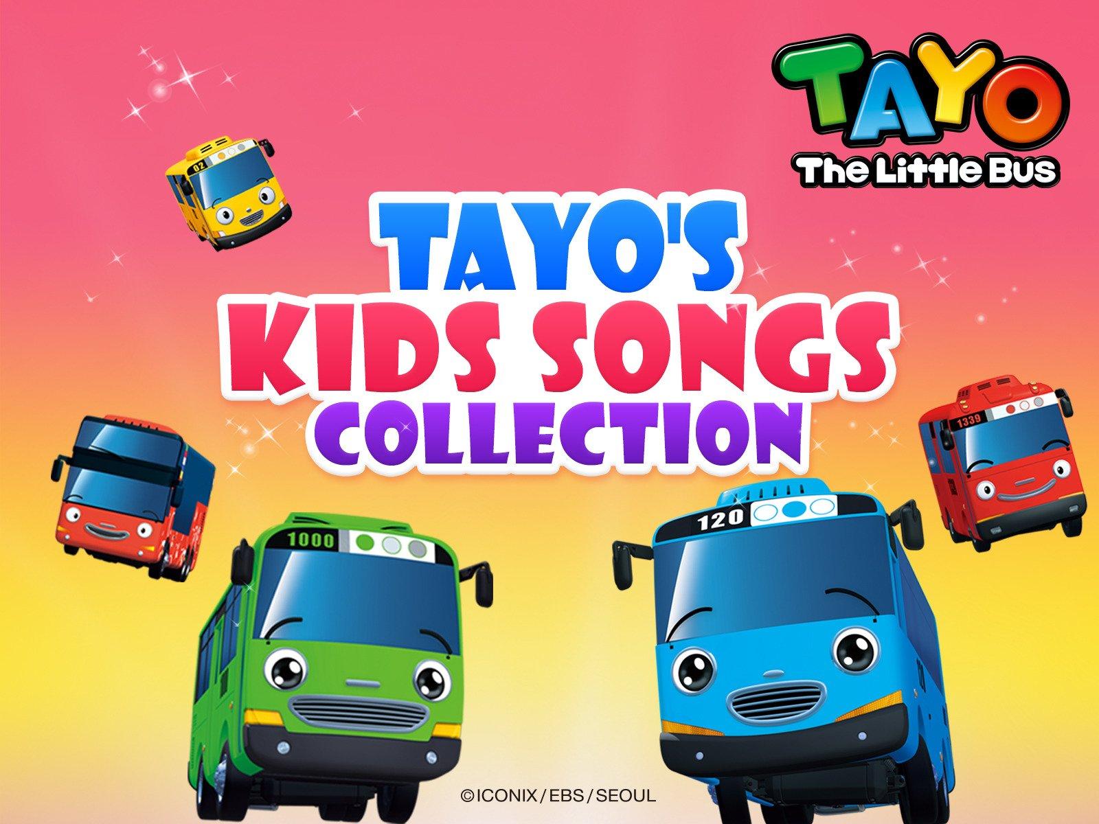 Tayo's Kids Songs Collection - Season 1