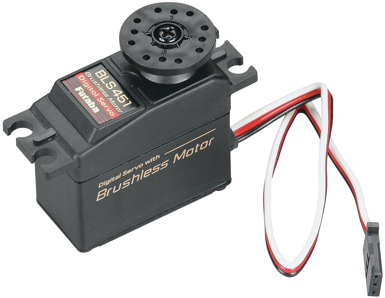 Futaba bls451 brushless high torque speed servo futm0552 for High torque brushless motor