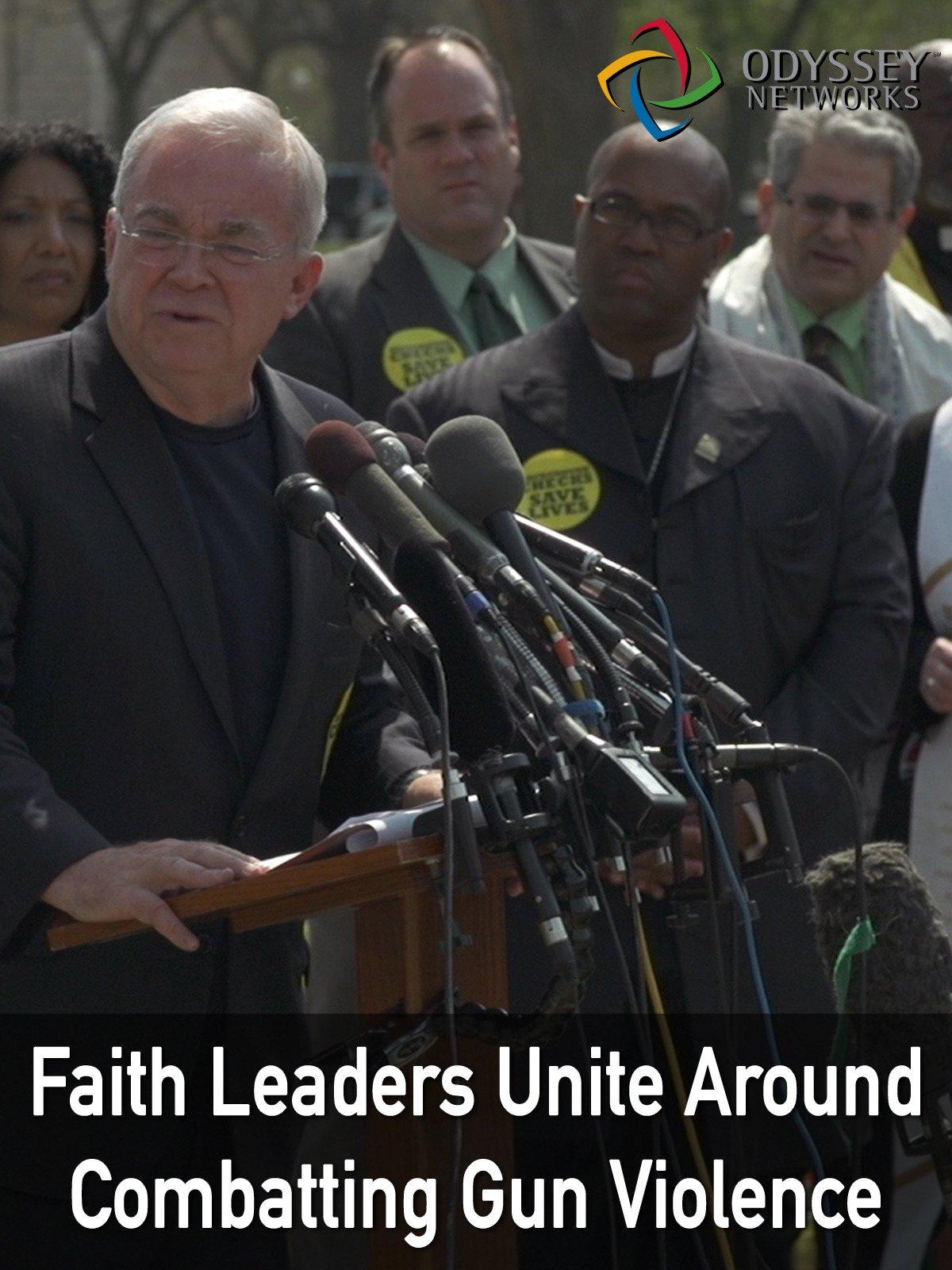 Clip: Faith Leaders Unite Around Combatting Gun Violence
