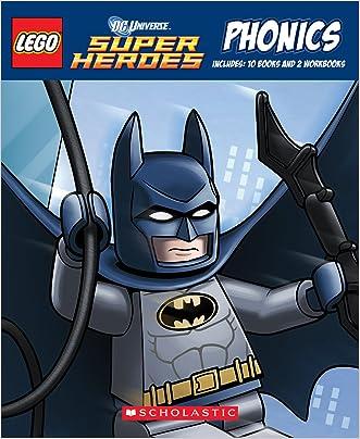 LEGO DC Super Heroes: Phonics Boxed Set