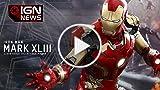 Hot Toys Nails A Killer Iron Man Figure