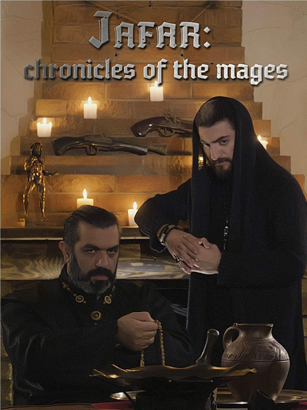 Jafar: Chronicles of the mages.