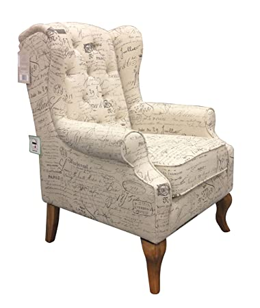 Armchair Henry French Script
