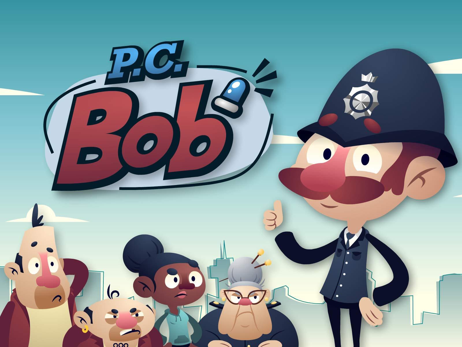 PC Bob on Amazon Prime Video UK