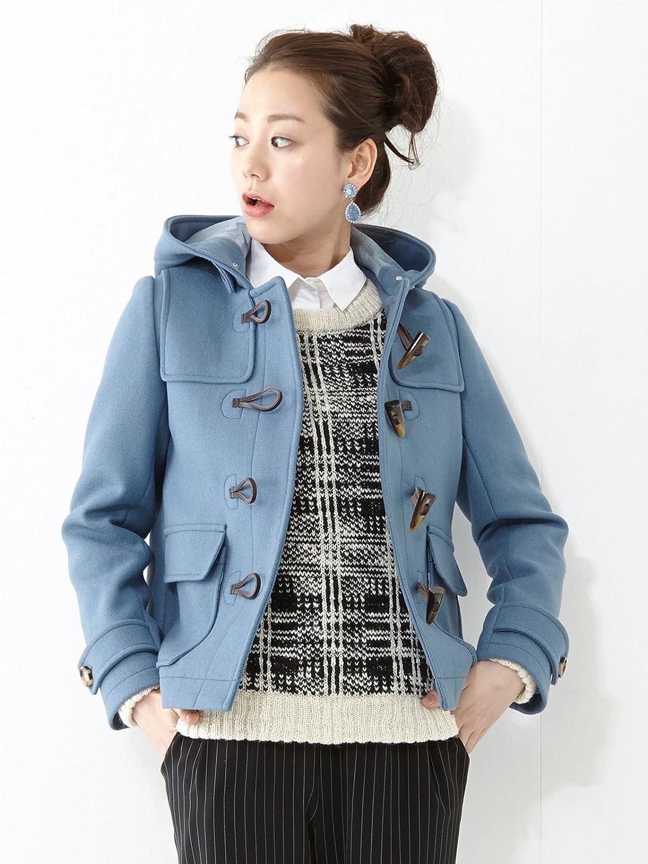 Amazon.co.jp: (レイビームス) Ray BEAMS / メルトンショート ダッフルコート: Amazonファッション通販