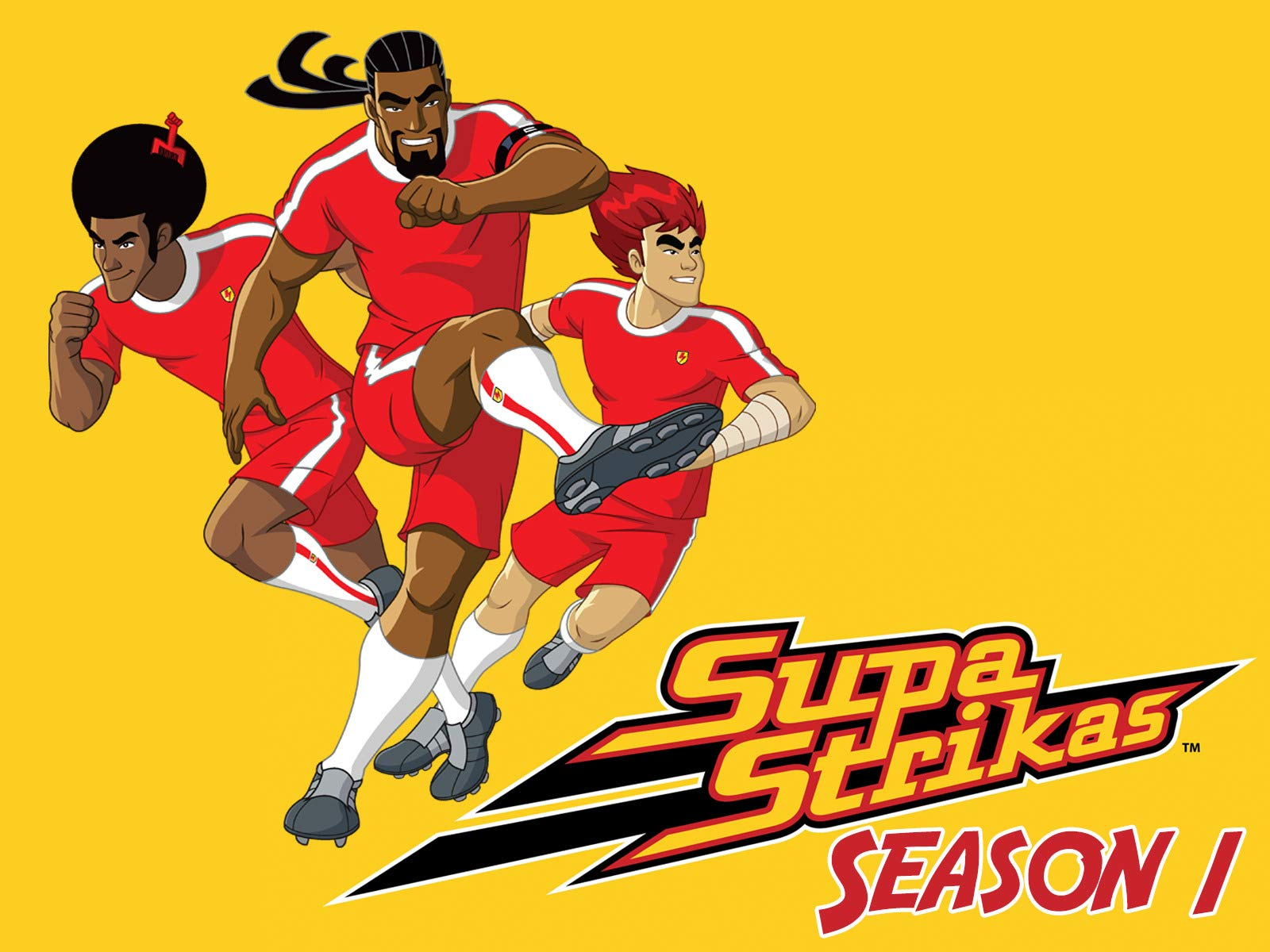 The Supa Strikas on Amazon Prime Video UK