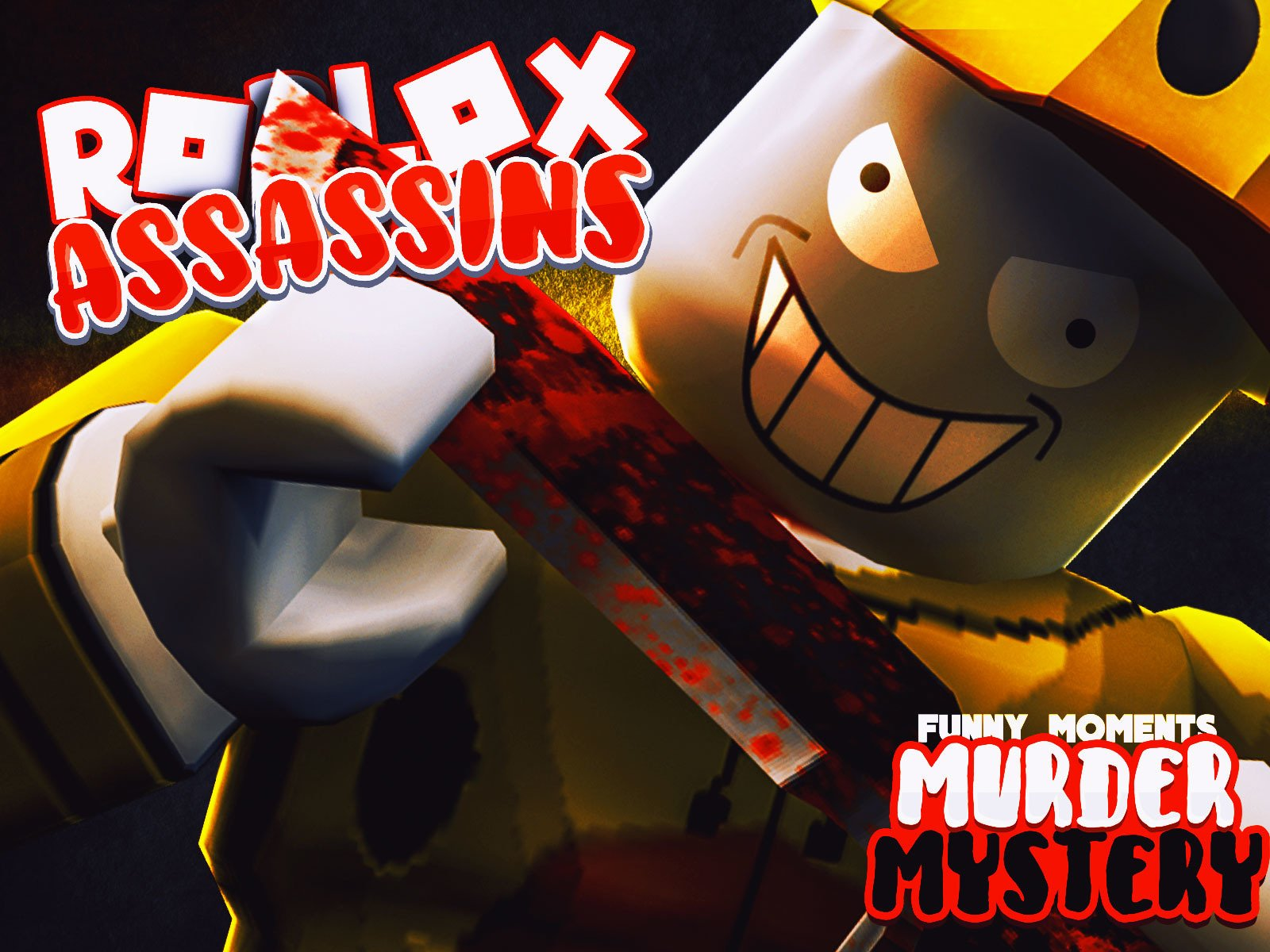 Clip: Roblox Assassins (Murder Mystery Funny Moments) - Season 1