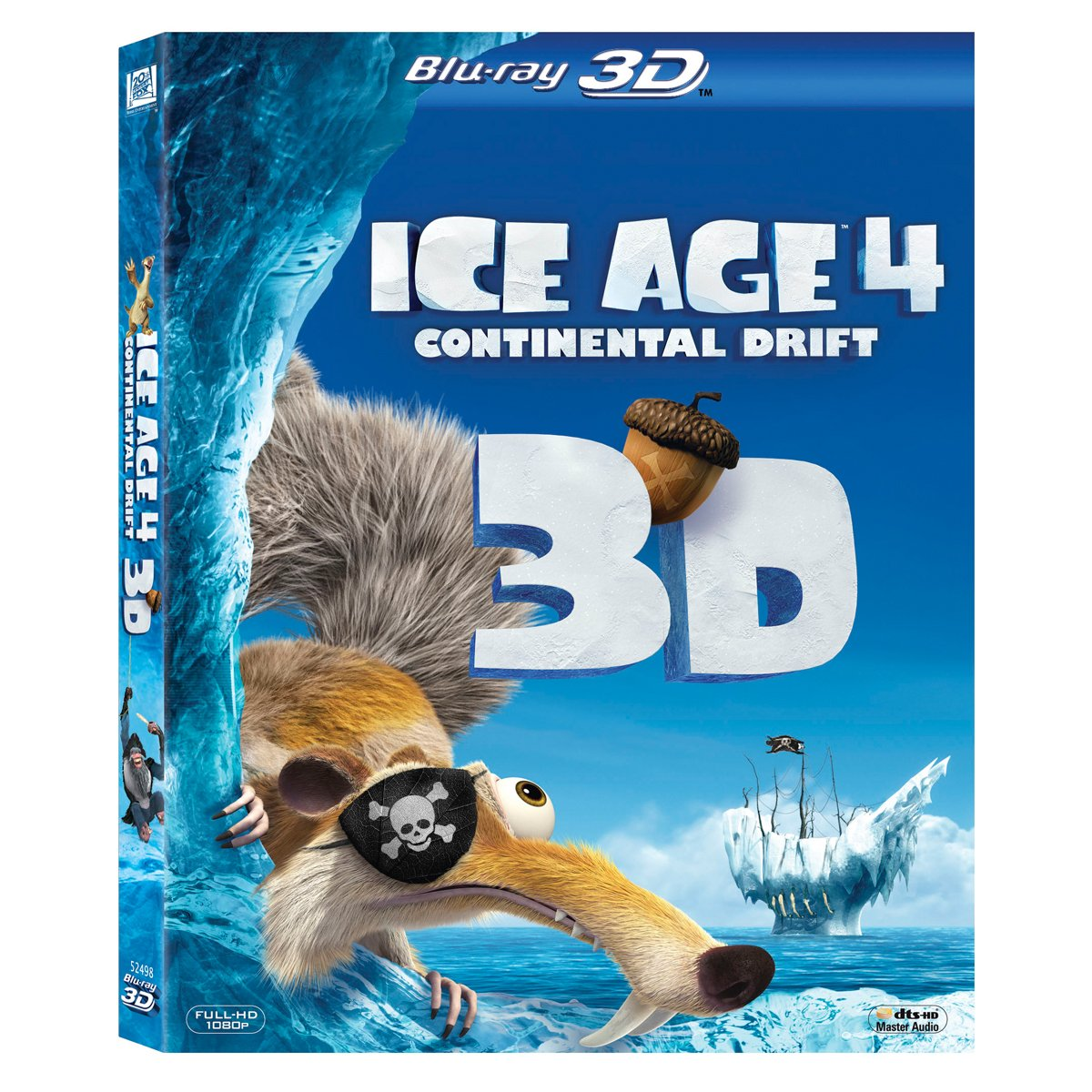 Flat 33% off On Popular 3D blu-ray movies By Amazon