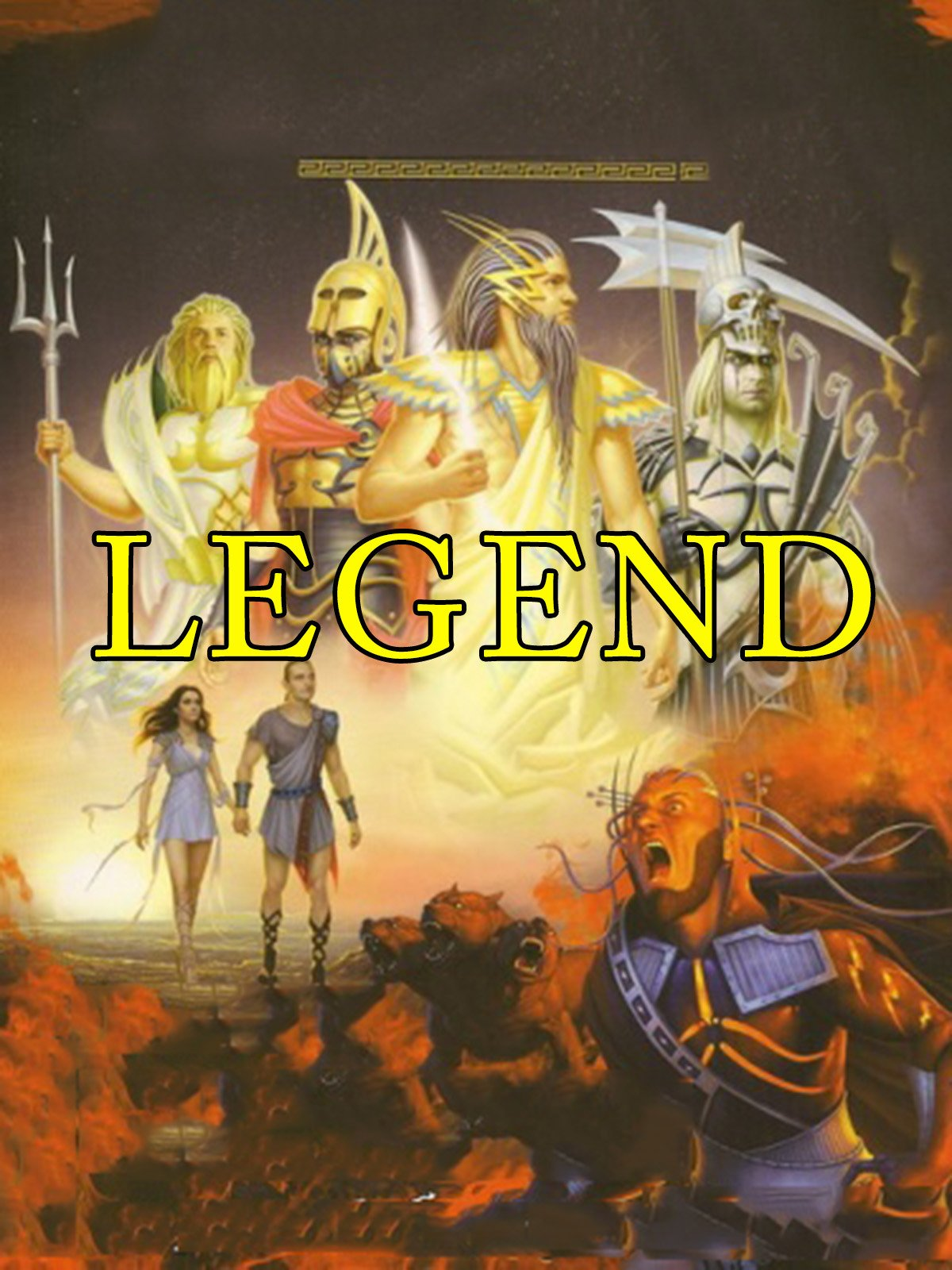 Legend on Amazon Prime Instant Video UK