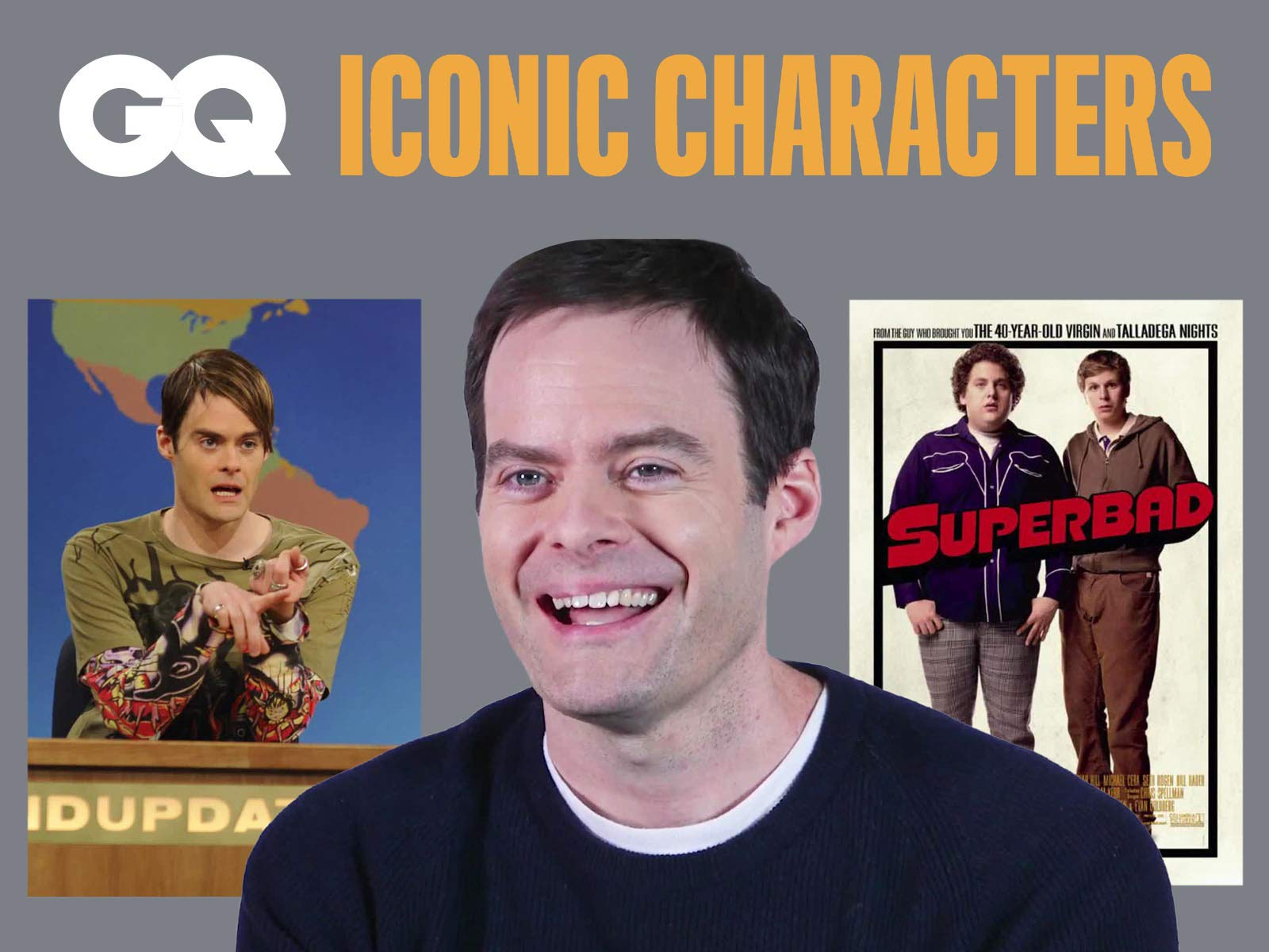 Iconic Characters on Amazon Prime Video UK