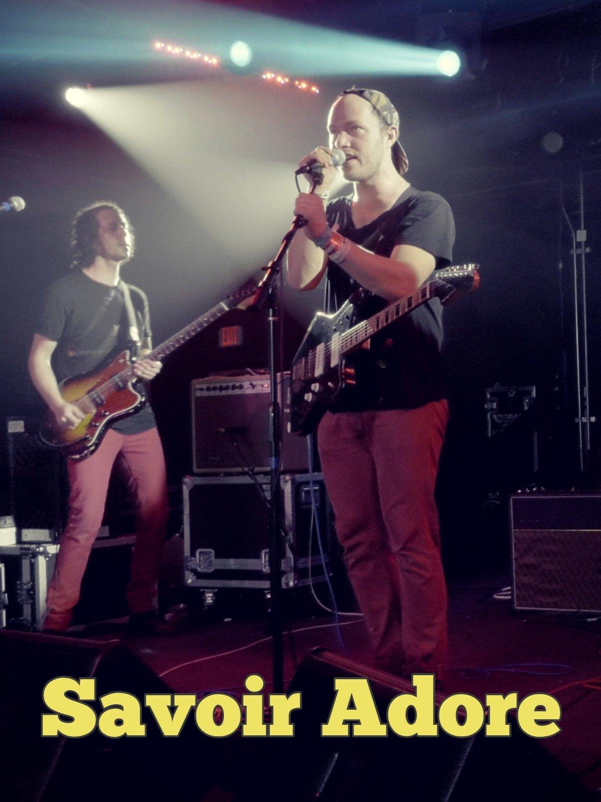Savoir Adore: Live in Concert