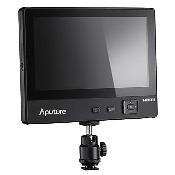 Aputure V - écran vidéo numérique Moniteur LCD 7 '' VS- 1 [ JU0378 ]