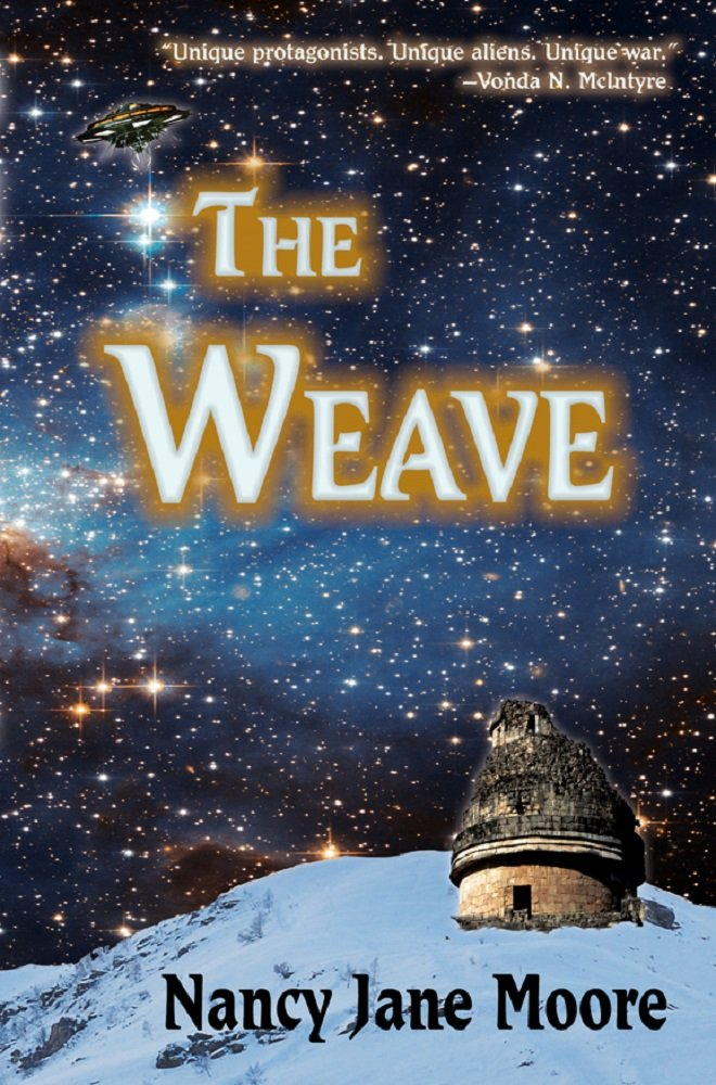 The Weave cover