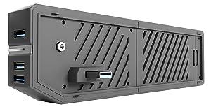 XPACK XBOX ONE Hard Drive Enclosure and USB Media Hub