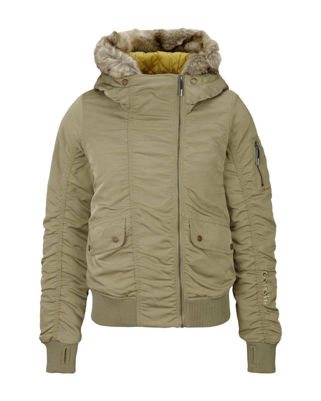 Bench Damen Jacke Puckaroo online kaufen