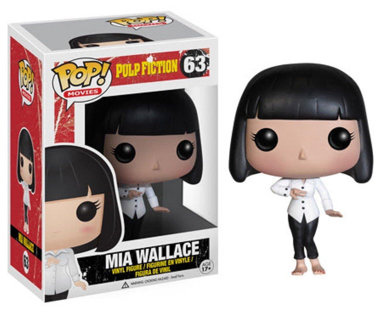 Mia Wallace Pulp Fiction Shoes Fiction Mia Wallace Vinyl
